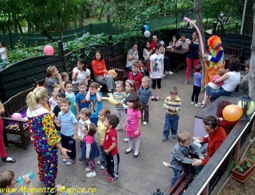 Activitati creative pentru petrecerile copiilor