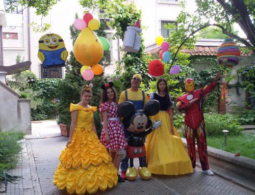 Ce tematica sa alegi pentru organizarea petrecerii fetitei tale