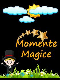 Blog Momente Magice Logo
