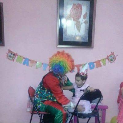 clown-petrecere-copil