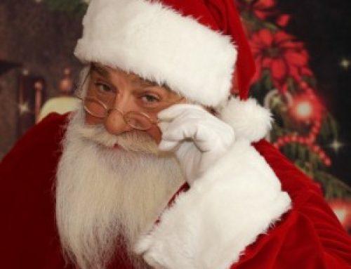 Povestea lui Moș Crăciun