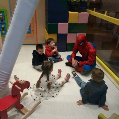 spiderman-si-copii